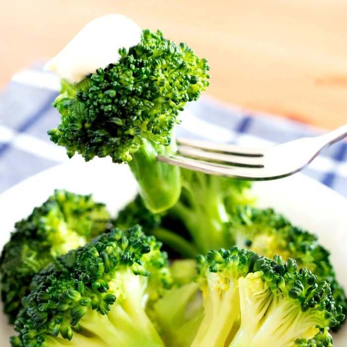 ㊣盅龐水產 ◇熟凍青花菜◇花椰菜 1kg±5%/包  零售$73/kg 全場最低價 歡迎團購 銅板