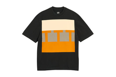 "[ LAB Taipei ] THE TRILOGY TAPES "" BLOCK TEE """