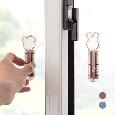 【可愛村】卡通透明窗戶把手 2入組 居家用品 輔助把手