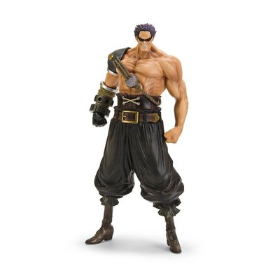 日本 BANPRESTO 景品 One Piece 海賊王 Master Stars Piece The Zetto 新海軍 捷風  (保證日版)