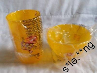(麥當勞)麥當勞叔叔-膠碗 膠杯
