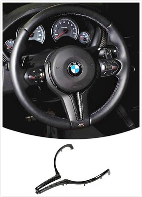 BMW 碳纖 方向盤 按鍵 M2 M3 M4 M5 M6 撥片 真皮 F80 F87 F82 F10 F12