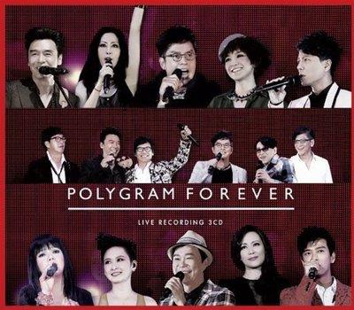 20-212-20-POLYGRAM FOREVER – Live Recording (3CD) (簡約再生系列)