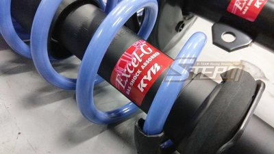 【鑫盛豐】日本KYB 黑筒加強型避震器+TS短彈簧總成件 / TOYOTA COROLLA (93-00)