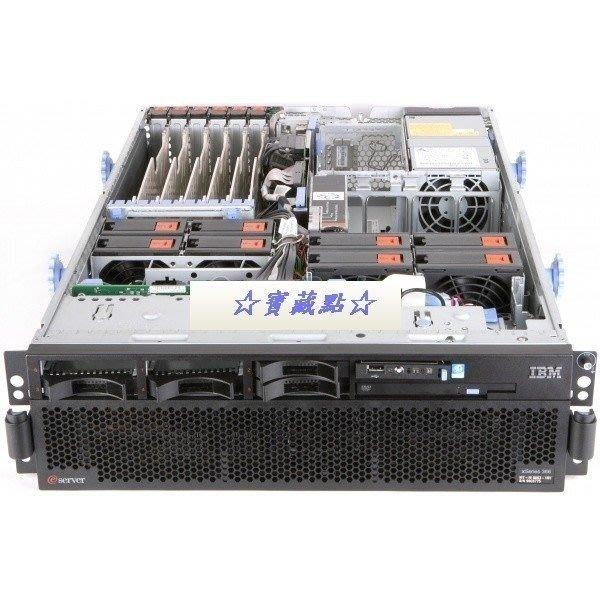 ☆寶藏點☆零件拆賣現貨供應IBM X366(x3850)(8863-2RV-4RV) CPU:3.0G3.66G*2/4 4/8G Ram