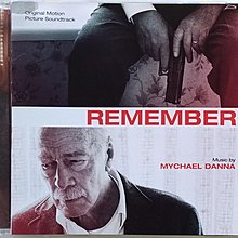 《絕版專賣》我記得 / Remember 電影原聲帶 Mychael Danna (美版.半銀圈)