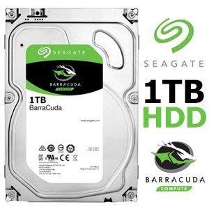 【鳥鵬電腦】Seagate 希捷 ST1000DM010 BarraCuda 新梭魚 1TB 3.5吋內接式硬碟 1T