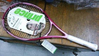 *總統網球*(自取可刷國旅卡) PRINCE TRIPLE THREAT TT SERVE 網球拍 (公司貨有保固 )