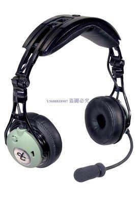 DZ東洲模玩館 大衛克拉克 David Clark  DC PRO-X 電子降噪耳機 飛行員航空耳機  模型  公仔  扭蛋