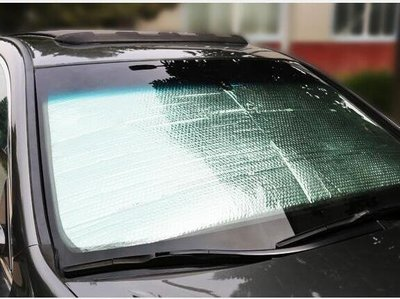 麥麥部落 汽車遮陽擋前檔風玻璃防曬隔熱遮陽簾汽車遮陽板車窗太陽擋隔熱板MB9D8