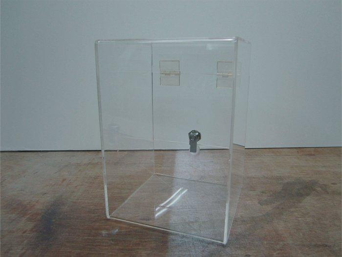 ~廣告舖~  桌上型捐款箱 功德箱 隨喜功德 發票箱 小費箱 惠賜名片箱(附鎖,鑰匙)