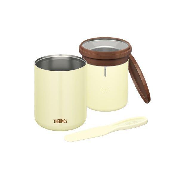 【代購】日本 THERMOS 膳魔師 真空斷熱不鏽鋼冰淇淋迷你冰淇淋機 Ice Cream Maker 二色可選