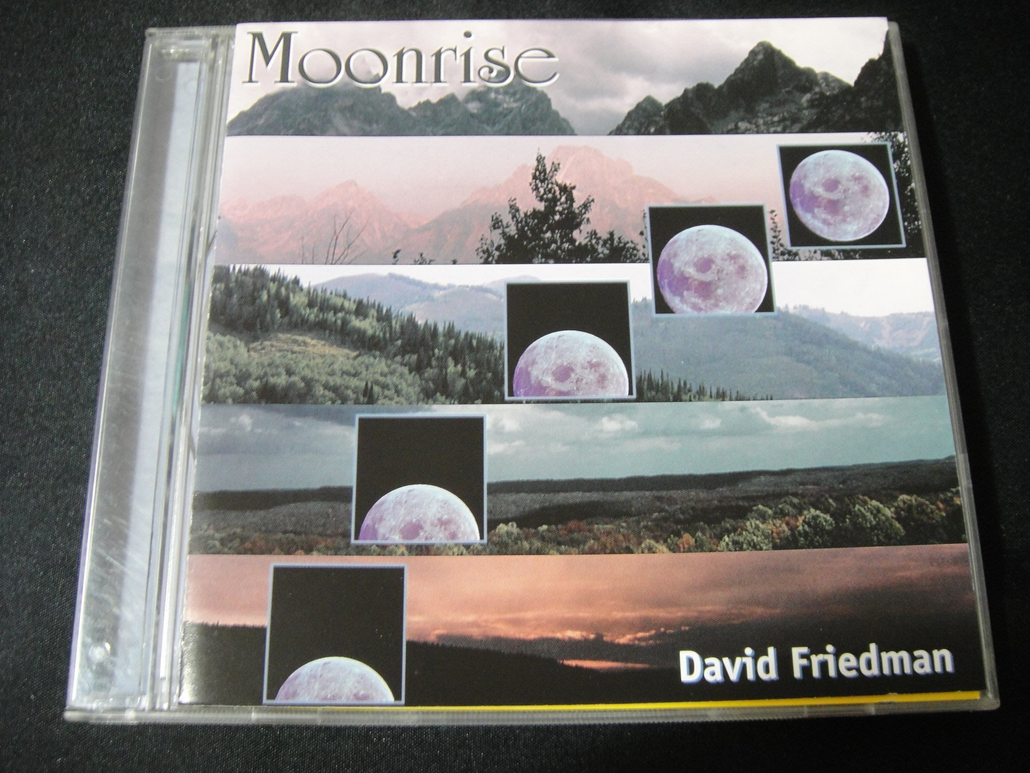 【198樂坊】David Friedman - Moonrise(The Sprinkler Dance...)BV
