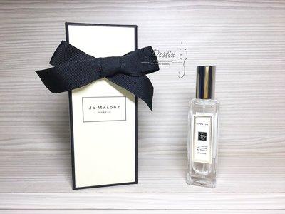 Jo Malone 杏桃花與蜂蜜 Nectarine Blossom & Honey 30mL 全新 現貨 附禮盒、緞帶