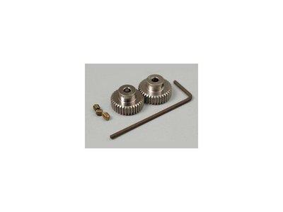 04 Pinion Gear 0.4M馬達齒 36T/37T[53406]