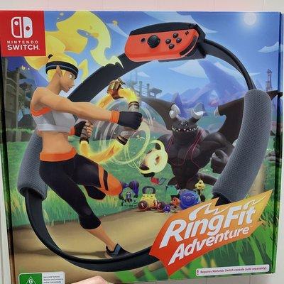 RingFit Adventure 健身環大冒險