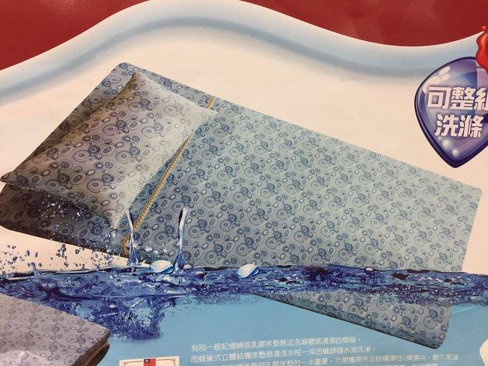 【南洋風休閒傢俱】床墊系列 抗菌排汗透氣床墊 可水洗 速乾型  超久耐用性