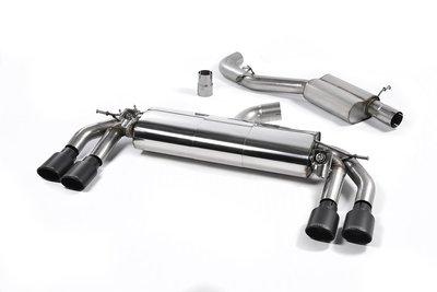 【汽車零件王】Milltek 排氣管 當派 中尾段 牛奶管 @ Audi TT / TT Mk2 / TT Mk3