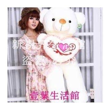 【新視界生活館】抱抱熊公仔娃娃熊毛絨玩...