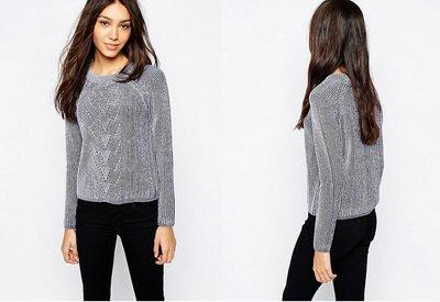 MISHIANA 英國品牌 JACK WILLS 女生款棉質休閒長袖毛衣 ( 特價出售 )