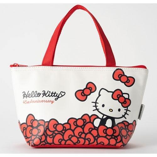【東京速購】日本 Kitty Snoopy 保溫 保冷 便當袋