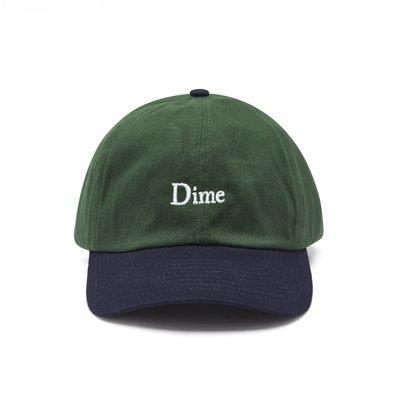 【限定商品】Dime cap 4色 綠藍 老帽Supreme Carhartt Palace Thrasher vans