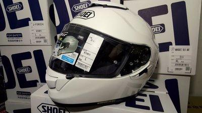 可分期 可刷卡 SHOEI GT-Air 全罩式安全帽 內建墨片 gtair安全帽非arai agv