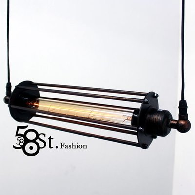 【58街-高雄館】米蘭展設計「Contrary 正負極吊燈_單燈款」時尚設計師的燈。複刻版。GH-371