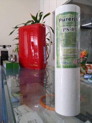 【國王淨水有實體店面最保障】PP濾心10英吋5微米 《100%台灣製 》通過NS認證 RO 能量水 淨水器 前置可用
