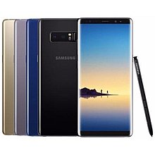 (金鵬)全新 Samsung Galaxy note 8 (64gb.$2680)(256gb.$3250) 黑/紫/藍/金