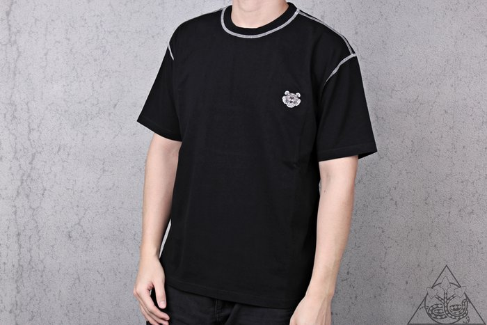 【HYDRA】Kenzo Tiger Logo T-shirt  刺繡 老虎 短T【5TS0814BD】