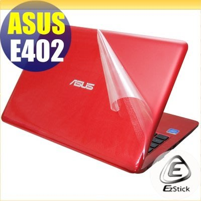 【Ezstick】ASUS E402 E402M E402MA E402NA 二代透氣機身保護貼(含上蓋、鍵盤週圍) 台北市
