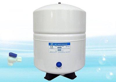 【水易購淨水網-苗栗店】RO機用5.5G儲水壓力桶 (NSF認證)
