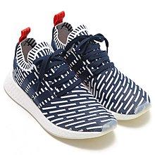=CodE= ADIDAS ORIGINALS NMD R2 PK 編織慢跑鞋(藍白紅)BB2909 PRIMEKNIT