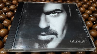 二手原版CD George Michael Older