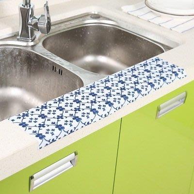 廚浴水槽吸濕貼(3入) 防水貼 靜電貼 吸水貼 顏色隨機【AE02627-3】99愛買