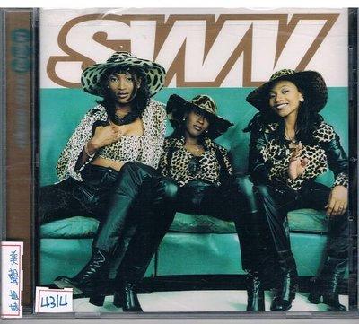 [鑫隆音樂]西洋CD-SWV RELEASE SOME TENSION 美聲姐妹:放輕鬆 (全新)免競標