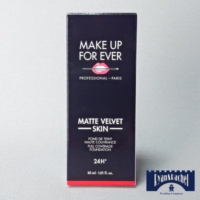 [Ryan&Rachel] Make up for ever 柔霧空氣粉底液(#Y235)30ml 公司貨 現貨 效期2022.04