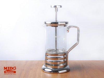 《Midohouse》HARIO『 日本 THJ-2SV法式濾壓沖泡壺 』300ml(2杯用)