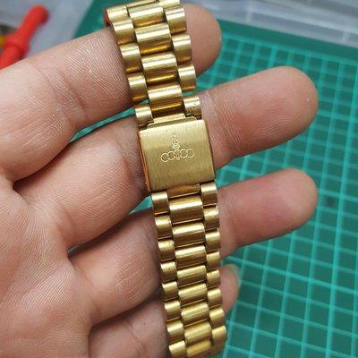 高級 OP 男錶用 實心錶帶 非 Rolex SEIKO ETA OMEGA IWC TITONI TELUX ORIENT 機械錶 潛水錶 水鬼錶 B02
