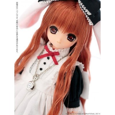 金錢貓雜貨 全新 AZONE 1/6 Rabbit Himeno Normal Mouth Ver