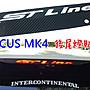 福特 19年 Focus MK4 第三煞車燈 裝飾貼 尾燈裝飾貼 ST Line字樣 卡夢貼紙 第三煞車燈字樣