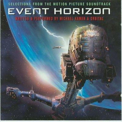 """""""撕裂地平線(Event Horizon)""""- Michael Kamen(14),美版"""