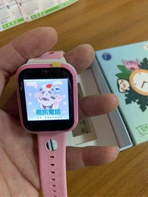 hereu u5 4G防水兒童智慧手錶/監聽/監看/定位(粉色)