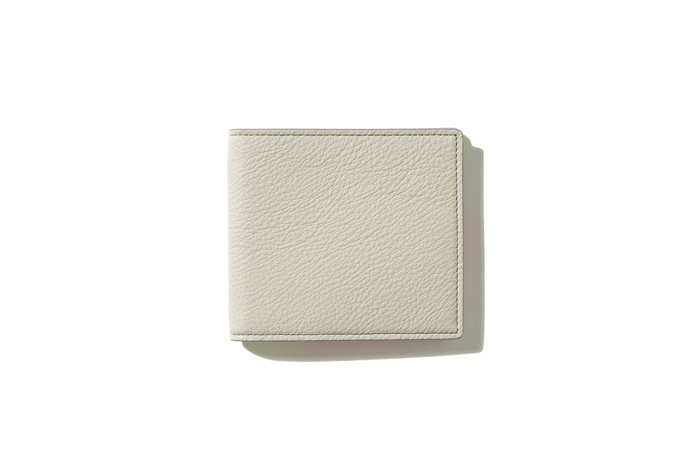 "[ LAB Taipei ] bal ""BAL/PORTER® LEATHER MONEY COVER"" (Grey)"