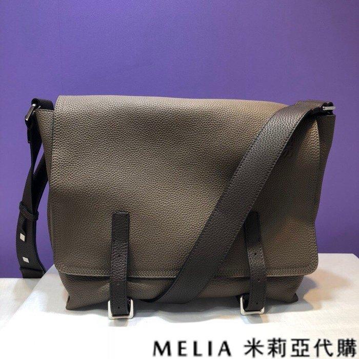 Melia 米莉亞代購 美國精品代購 LOEWE 羅意威 男式款 Messenger bag系列 郵差包 內裡鹿皮