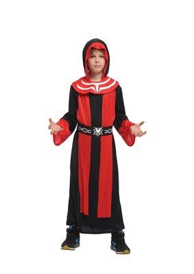 歡樂賣 /萬聖節服裝,萬聖節裝扮,/兒童變裝服-暗黑巫師裝