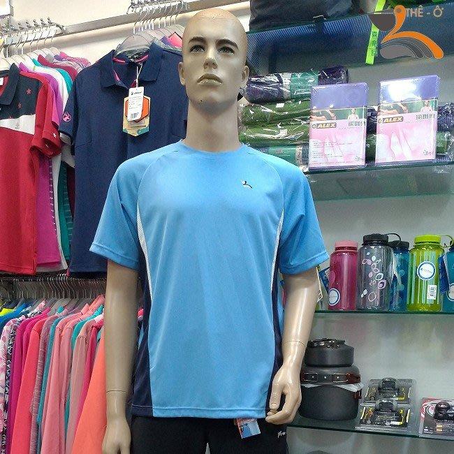 圓領T恤排汗衫 J12016T-5 抗UV透氣 快乾 3件1000 台灣製造 喜樂屋戶外∣排汗衣∣班服訂製∣團體服訂製