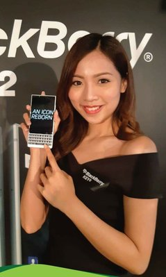 黑苺 Blackberry KEYTWO 6+128GB  黑銀 key2 全新
