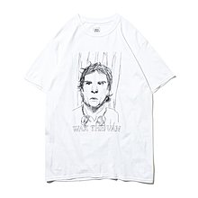 "[ LAB Taipei ] LOOSEJOINTS "" MICHEALK TEE "" (White)"
